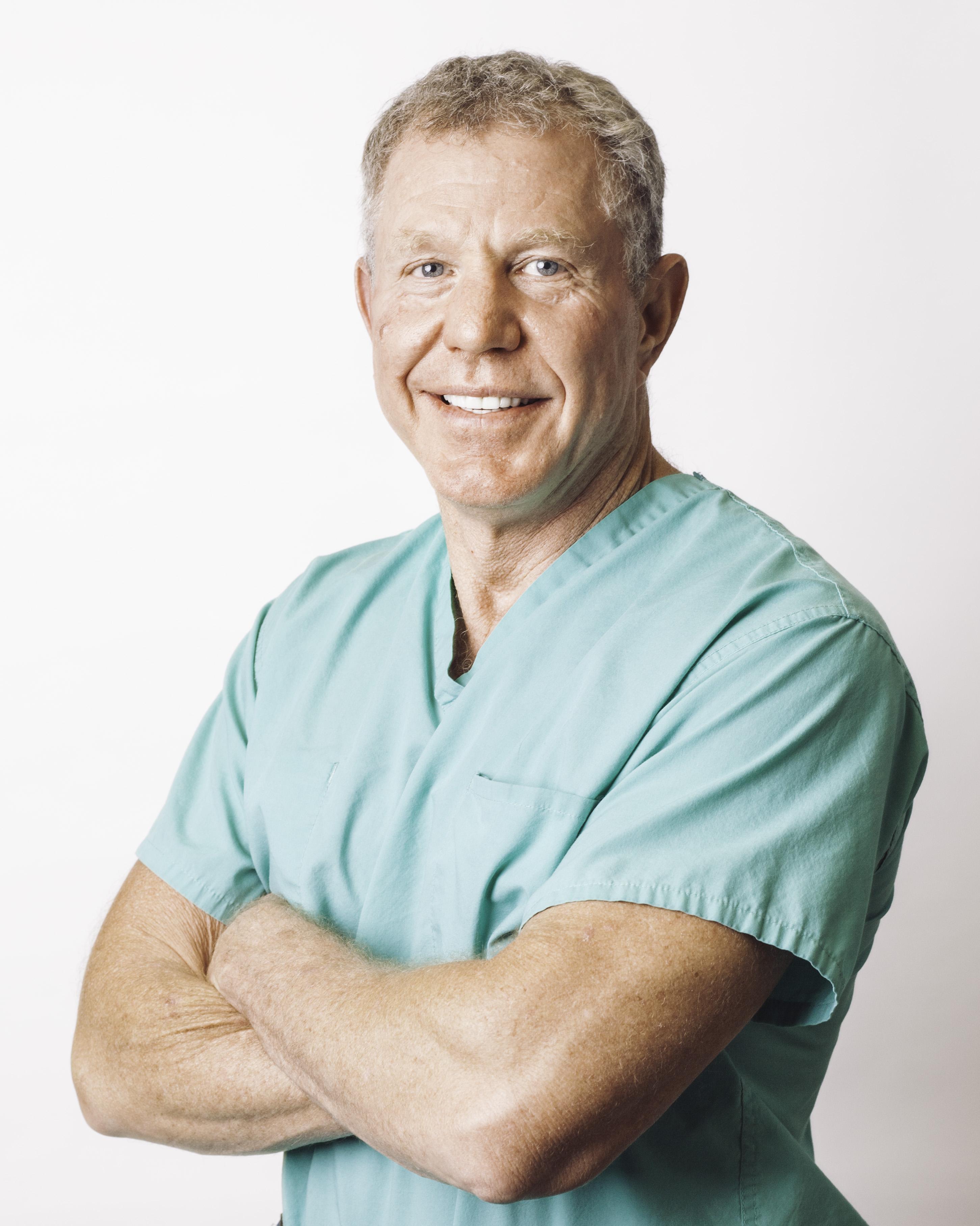Orthopedic Surgeon, Dr. David L. Fox and Staff
